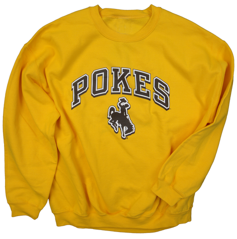 Pokes Crew Neck Sweatshirt