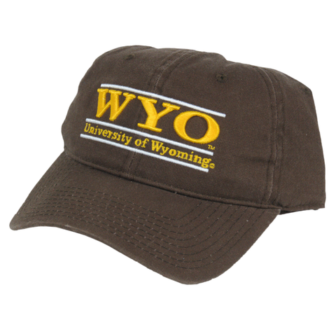 "Wyoming ""WYO"" Bar Design"