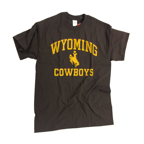 Wyoming BH Cowboys Tee