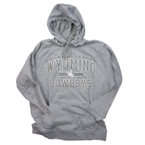 Wyoming Cowboys Performance Hoodie