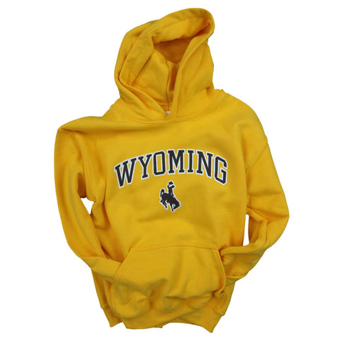 Wyoming Traditional Youth Hoodie
