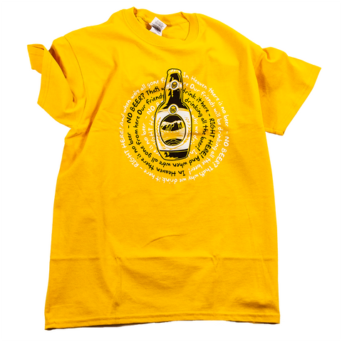 Beer Song SS T-Shirt