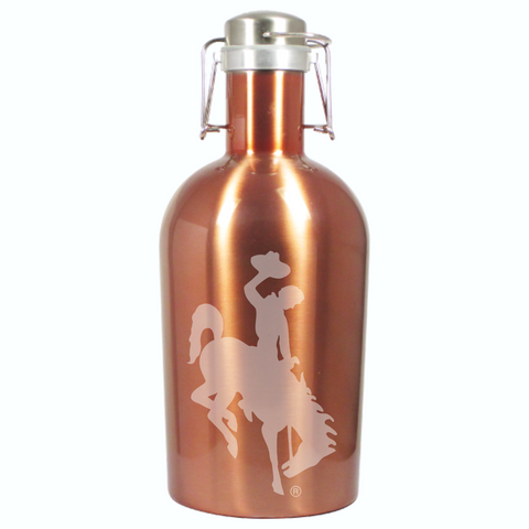 Bucking Horse Growler