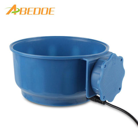 Abedoe Pet Safe 5V Heated Suspension Water Bowl Heated Pet Feed Cage Bowl For Dogs Feeder Automatic Constant Temperature-Pristine Pups
