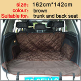 Dog Car Seat Cover For Dogs Pet Car Protector Waterproof High Quality Dog Car Carrier Covers Travel-Pristine Pups