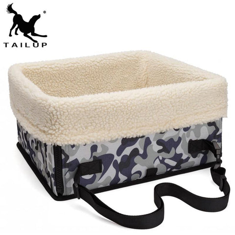 Fold Able Dog Bag Car Seat For Dog Carriers Cat Carrier Puppy Pets Christmas Dogs Cat Dog Bag Safety-Pristine Pups