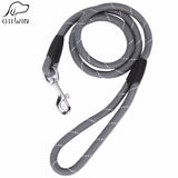 Pet Leash Products For Small Large Dog Collar Pet Breakaway Leash Harness Basic Halter Leash-Pristine Pups