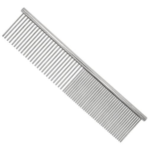 Pet Stainless Steel Grooming Tool Dog/Cat Grooming Comb-Pristine Pups