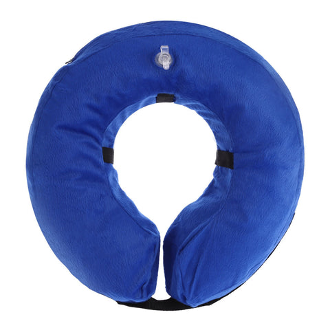 Inflatable Pet Cat Dog Recovery Protective Collar Cones Comfortable Dog Kitten-Pristine Pups