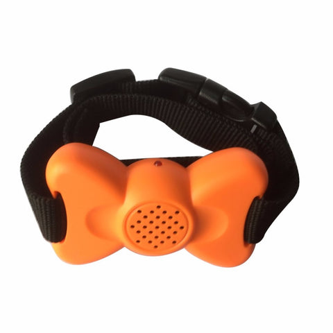 Bow Knot Shape Humane Bark Control Training Collar No Pain No Harm-Pristine Pups
