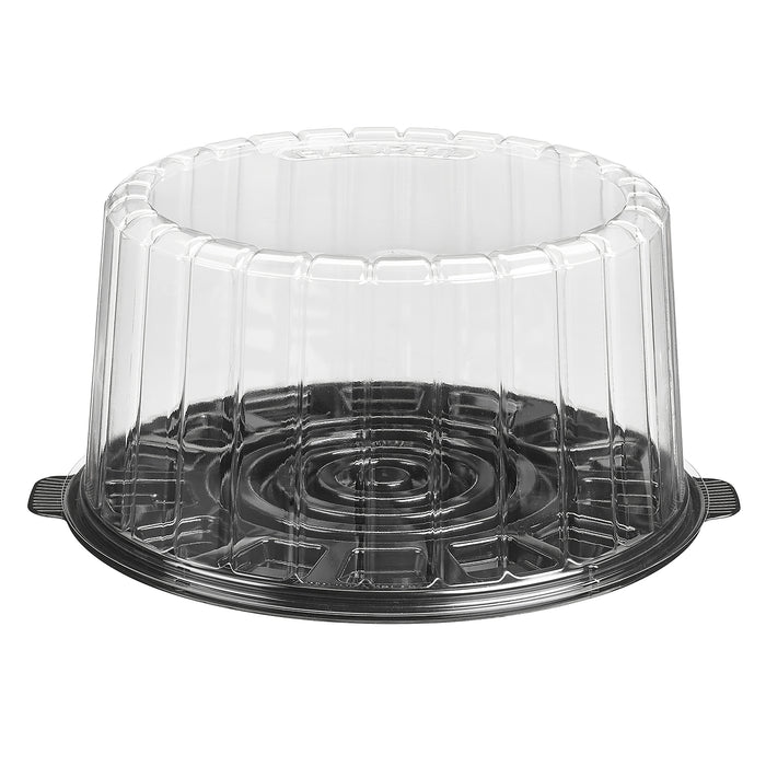 "9"" Cake Container With Dome Lid (50/cs) - Paper Supplies Plus"