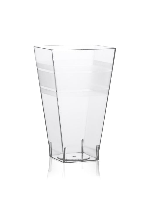 8 oz. Square Tumblers (168/CS) - Paper Supplies Plus