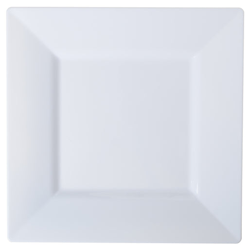 "6.5"" Square Dessert Plate (120/CS) - Paper Supplies Plus"