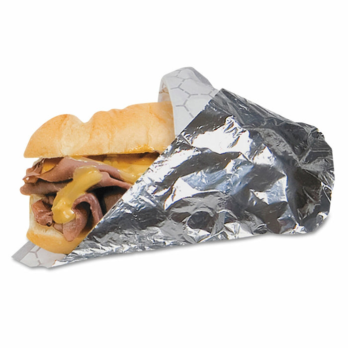 Insulated Cushion Foil Sandwich Wrap 14 x 16 Inch (1000 Sheets)