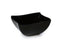 8 oz. Wave-trends Square Salad Bowl (80/CS) - Paper Supplies Plus