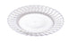 "6"" Plastic Plate (Fineline Flairware Collection)-180/CS - Paper Supplies Plus"