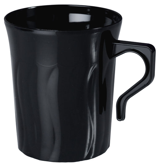 8 oz. Plastic Coffee Mug (Fineline Flairware Collection)-288/CS - Paper Supplies Plus