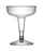 4 oz. 2 PIECE OLD FASHIONED CHAMPAGNE GLASS (360/CS) - Paper Supplies Plus