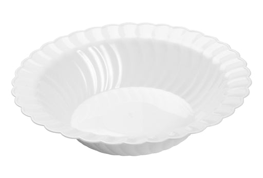 10 oz. Plastic Bowl (Fineline Flairware Collection)-180/CS - Paper Supplies Plus