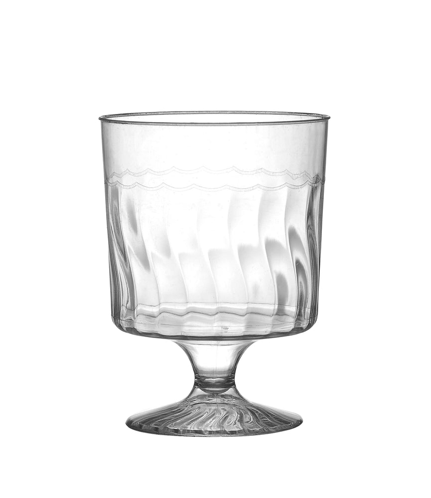 5.5 oz. 1 PIECE WINE GLASS (240/CS) - Paper Supplies Plus