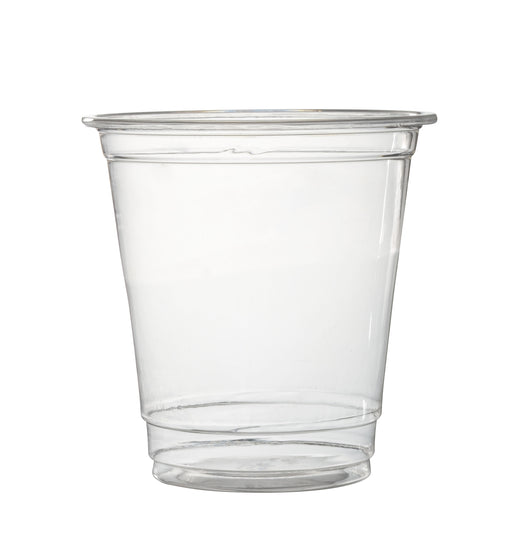 8 oz. PETE Drinking Cup (1000/CS) - Paper Supplies Plus