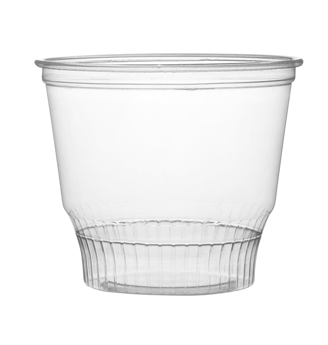 8 oz. PETE Sundae/Dessert Cup (1000/CS) - Paper Supplies Plus