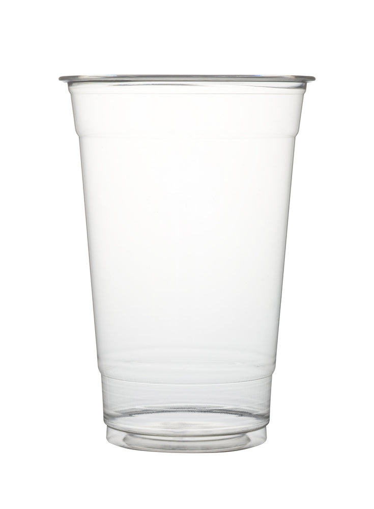 20 oz. PETE Drinking Cup (1000/CS) - Paper Supplies Plus