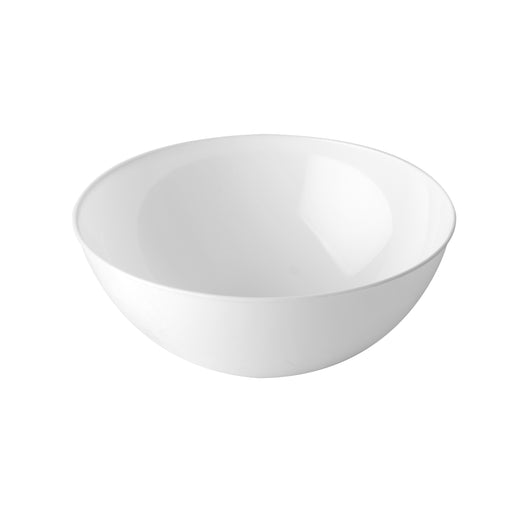 100 Oz. Serving Bowl-24/CS (Black, White, & Clear) - Paper Supplies Plus