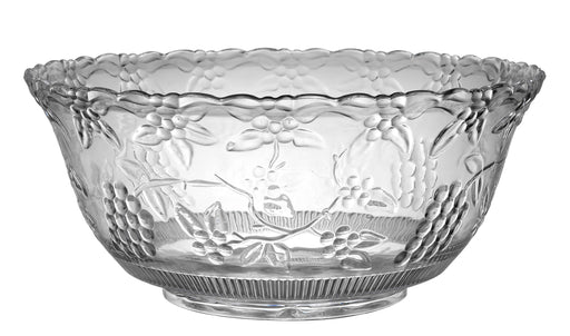 8 Qt. Punch Bowl (6/CS) - Paper Supplies Plus