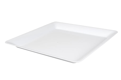 "18"" x 18"" SQUARE PLATTER (20/CS) - Paper Supplies Plus"