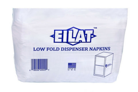 Junior Low Fold Dispenser Napkin (1 PLY) - Paper Supplies Plus