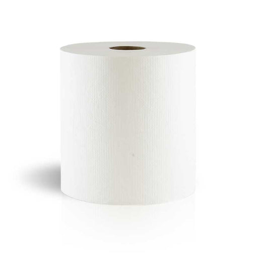 W6800 MORSOFT HARDWOUND TOWEL-800 FT. (6 ROLLS/CASE) - Paper Supplies Plus