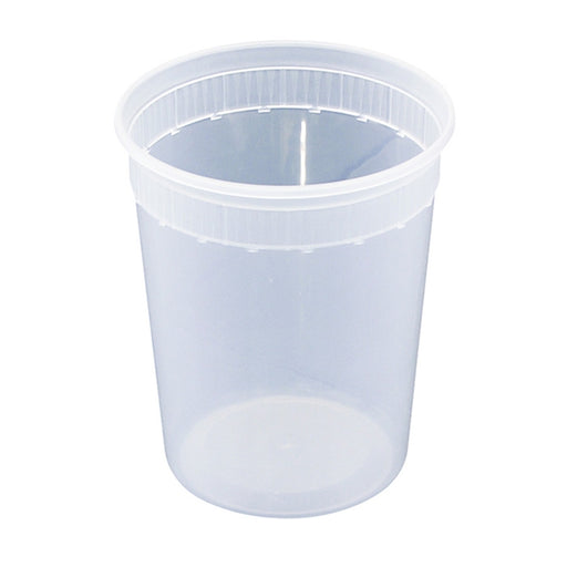 Newspring  32oz Deli Container Combo (240/CS) - Paper Supplies Plus