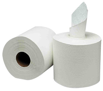 Morcon Center Pull Towels (6 Rolls) - Paper Supplies Plus