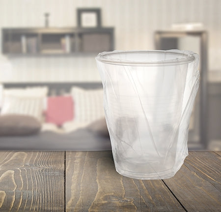 9 oz. Wrapped Drinking Cup, Polypropylene (1000/Case)