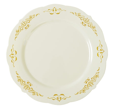 "7.5"" Heritage Collection Salad Plates (120 Plates Per Case)"