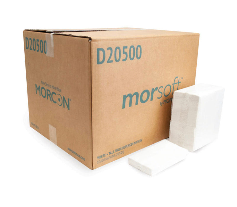 D20500 MORSOFT® TALL FOLD DISPENSER NAPKIN