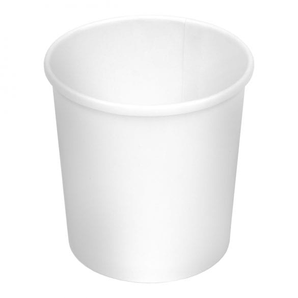 16 oz. Soup Cup Bottom Only– Plain (500 Per Case)