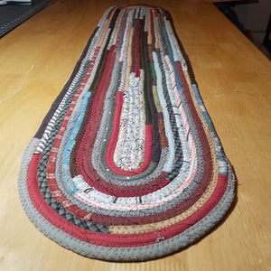 Custom Stair Treads & Carpet Runners: You Choose Size Color Pattern Oval Shaped Pads Step