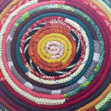 Fall Colors Bright Autumn Tones: Mats Rugs And More 24 Round Rug
