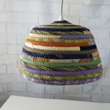 Load image into Gallery viewer, M2O Bohemian Lampshade Handmade You Choose Size And Colors Boho Lighting Eclectic Home Decor