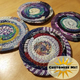 Multicolor Center Mats Handmade For Crafting Craft Supplies