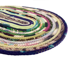 Load image into Gallery viewer, Oval Placemats Table Mats Made To Order Handmade Multicolor