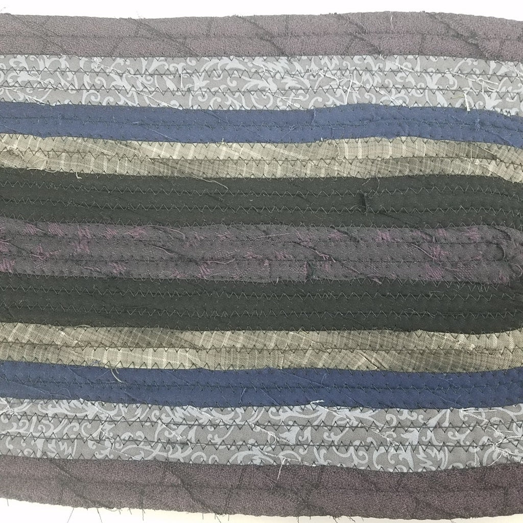 Stair Runners Traditional Banded Braided Rug Pattern You