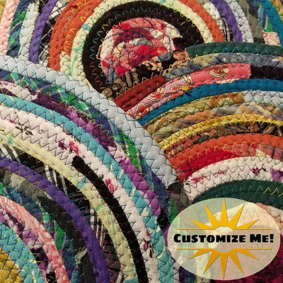 Table Mats, Made to Order, Handmade, Multicolor