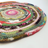 Table Mats Made To Order Handmade Multicolor