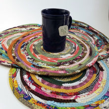 Load image into Gallery viewer, Table Mats Made To Order Handmade Multicolor