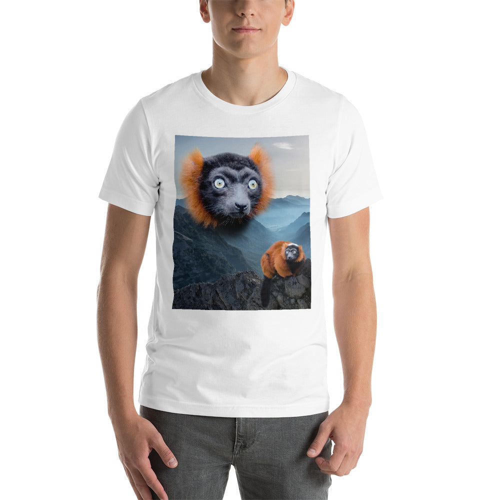 Monkey Mountain Unisex T-Shirt