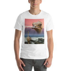 Emu Sunset Unisex T-Shirt