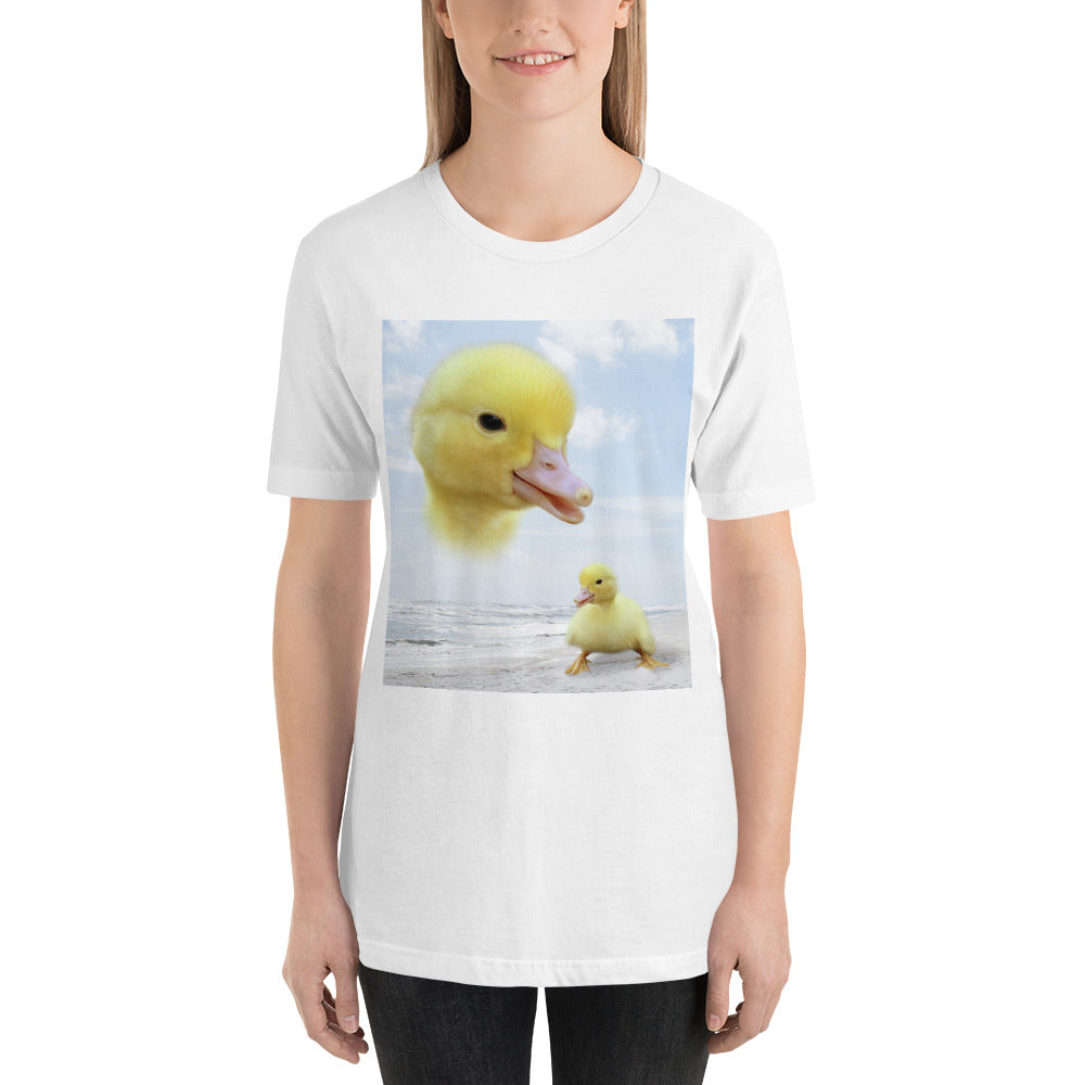 Duckling Beach Unisex T-Shirt